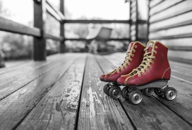 red-vintage-shoes-sport