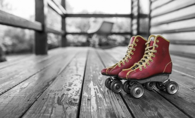 red-vintage-shoes-sport