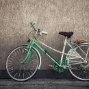 wall-sport-green-bike